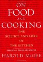 Science in the Kitchen. by