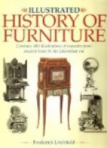 Illustrated History of Furniture by