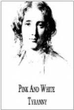 Pink and White Tyranny by Harriet Beecher Stowe