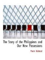 The Story of the Philippines and Our New Possessions, by