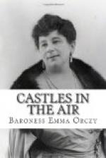 Castles in the Air by Baroness Emma Orczy
