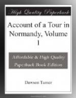 Account of a Tour in Normandy, Volume 1 by Dawson Turner