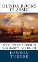 Account of a Tour in Normandy, Volume 2 by Dawson Turner