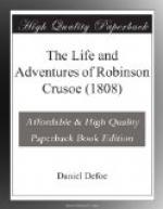 The Life and Adventures of Robinson Crusoe (1808) by Daniel Defoe