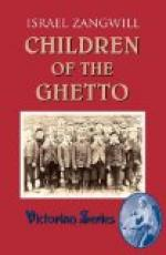 Children of the Ghetto by Israel Zangwill