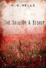 Soul of a Bishop by H. G. Wells