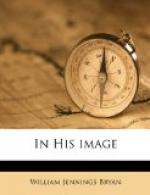 In His Image by William Jennings Bryan