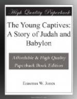 The Young Captives: A Story of Judah and Babylon by