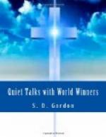 Quiet Talks with World Winners by