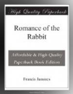 Romance of the Rabbit by Francis Jammes