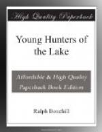 Young Hunters of the Lake by