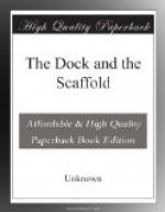 The Dock and the Scaffold by