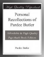 Personal Recollections of Pardee Butler by