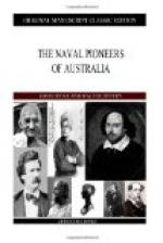 The Naval Pioneers of Australia by