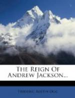 The Reign of Andrew Jackson by