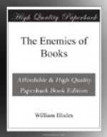 The Enemies of Books by William Blades