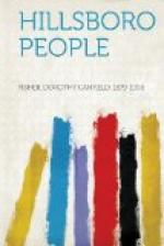 Hillsboro People by Dorothy Canfield Fisher