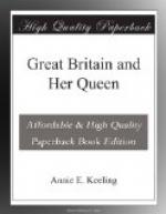Great Britain and Her Queen by