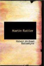 Martin Rattler by Robert Michael Ballantyne