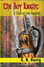 The Boy Knight by G. A. Henty