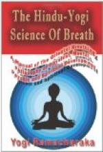 The Hindu-Yogi Science Of Breath by Yogi Ramacharaka