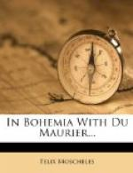 In Bohemia with Du Maurier by