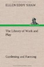 The Library of Work and Play: Gardening and Farming. by
