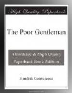 The Poor Gentleman by Hendrik Conscience
