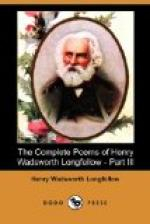 The Complete Poems of Henry Wadsworth Longfellow by Henry Wadsworth Longfellow