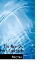 The New Dr. Price Cookbook by