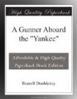 "A Gunner Aboard the ""Yankee"" by Russell Doubleday"