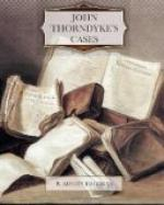 John Thorndyke's Cases by R Austin Freeman