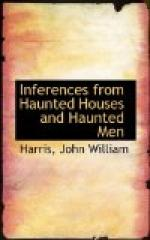 Inferences from Haunted Houses and Haunted Men by
