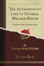 The Authoritative Life of General William Booth by