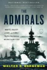 For The Admiral by