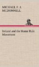 Ireland and the Home Rule Movement by