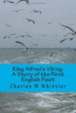 King Alfred's Viking by Charles Whistler