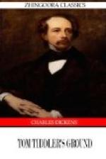 Tom Tiddler's Ground by Charles Dickens