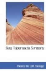 New Tabernacle Sermons by Thomas De Witt Talmage