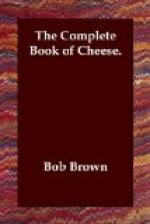 The Complete Book of Cheese by