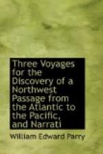 Three Voyages for the Discovery of a Northwest Passage from the Atlantic to the Pacific, and Narrative of an Attempt to Reach the North Pole, Volume 2 by William Edward Parry