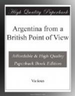 Argentina from a British Point of View by