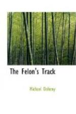 The Felon's Track by Michael Doheny
