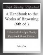 A Handbook to the Works of Browning (6th ed.) by
