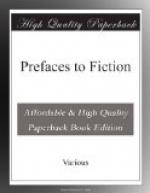 Prefaces to Fiction by