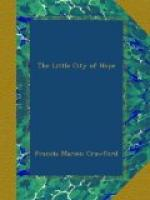 The Little City of Hope by Francis Marion Crawford