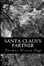 Santa Claus's Partner by Thomas Nelson Page