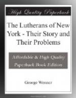 The Lutherans of New York by