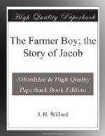 The Farmer Boy; the Story of Jacob by