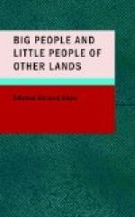 Big People and Little People of Other Lands by